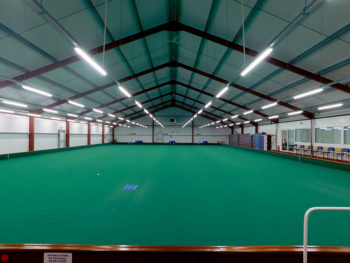 Commercial lighting - North Petherton Bowls Club