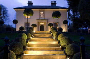 Exterior electrics - Garden Lighting